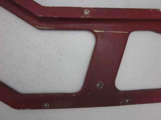 Original Front Bumper Lower Valance Panel Air Dam Fiberglass 1973 1979