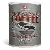 Members Mark® Fair Trade Coffee   39oz