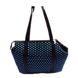 6sense Lovely Blue Dot Design Pet Bag