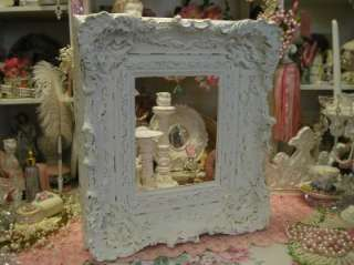 STUNNING LARGE SHABBY ORNATE FRAME~Cottage~Chic~French