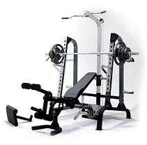 Weider® Club 500   Weight Bench and Rack