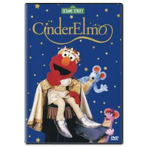 CinderElmo DVD  Shop Ticketmaster Merchandise
