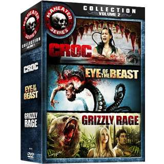 Maneater Series Collection, Vol. 2 [3 Discs] Movies