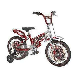 Boys Bike   Red  Power Rangers Fitness & Sports Bikes & Accessories
