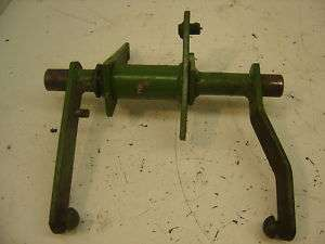 73 John Deere 110 112 Tractor Secondary Jack Lift Shaft