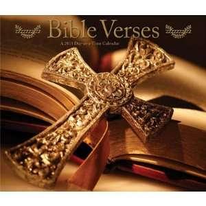 (5x6) Bible Verses 2013 Daily Box Calendar Home & Kitchen