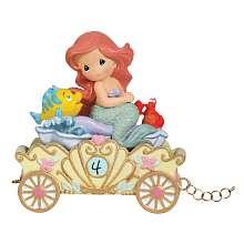 Precious Moments Disney Parade Ariel   Make A Splash On Your Birthday