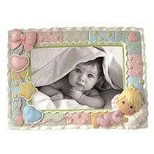 Precious Moments Little Blessings Girl 4 x 6 Photo Frame   Precious