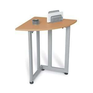 55107 MAPLE Quarter Round Telephone Stand End Table