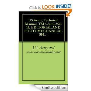 US Army, Technical Manual, TM 5 3610 254 14, EDITORIAL AND