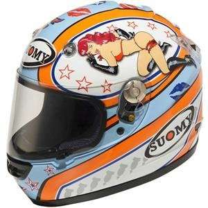 Suomy Vandal Pin Up Helmet   X Small/   Automotive