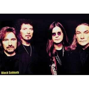 Black Sabbath   Posters   Limited Concert Promo
