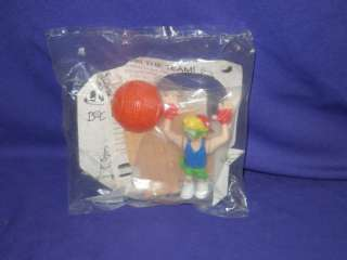 Burger King Kids Club Kid Vid Basketball Toy 1994 MIP
