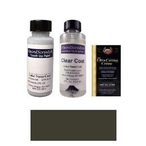 Oz. Volcano Gray Metallic Paint Bottle Kit for 2010 Acura ZDX (NH