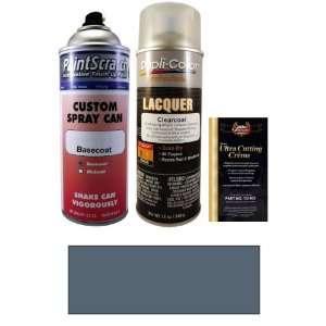 Oz. Steel Blue Poly Spray Can Paint Kit for 1975 Chevrolet Corvette