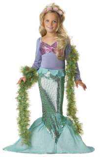 Little Mermaid Ariel Child Halloween Costume