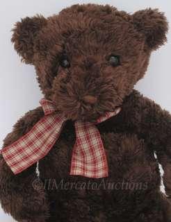 LUV A LOT Teddy Bear 15 Plush Stuffed Animal Toy Bow 1469