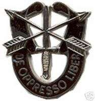 ARMY SPECIAL FORCES DE OPPRESSO LIBER PIN VIETNAM ??