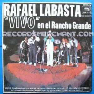 Vivo En El Rancho Grande [Vinyl LP] Rafael Labasta Y Su