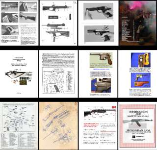 1500 Firearms Guns Manuals BIG COLLECTION reloading