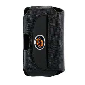 Fuse Premium Leather Cell Phone Case With College Logo