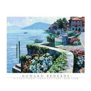 Howard Behrens   Il Lago Como:  Home & Kitchen