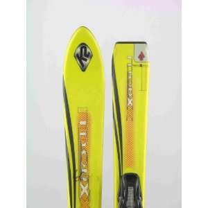 K2 Kids Mod X Used JR. Shape Snow Ski with Salomon 305 Bindings