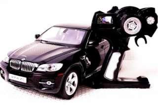 BMW X6 Sedan 114 Large Scale 4 Ch Radio Controlled R/C Car by Rastar