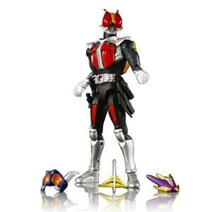 Bandai Kamen Masked Rider Den O Movable Figure Deluxe Combo(4 forms