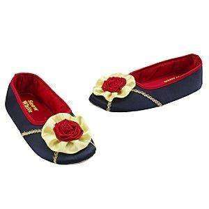 Snow White Shoes Disney Princess Halloween Costume Blue