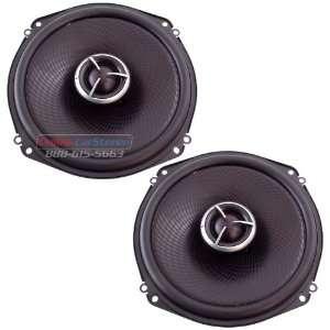 Kenwood   KFC X183C   Full Range Car Speakers Electronics
