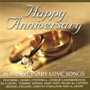 Happy Anniversary: Various Irish Artists: Music