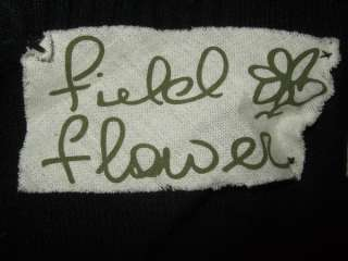 DESCRIPTION  NWOT Field Flower Anthropologie Cashmere blend Cardigan