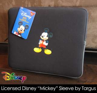 Walt Disney Licensed Mickey Mouse Laptop Sleeve Case by Targus
