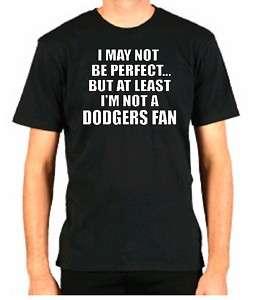 GIANTS HATE DODGERS BASEBALL PERFCT SHIRT SAN FRANCISCO
