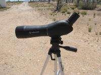Meade 20 60X60MM Waterproof Zoom Spotting Scope, tripod, case. hunting