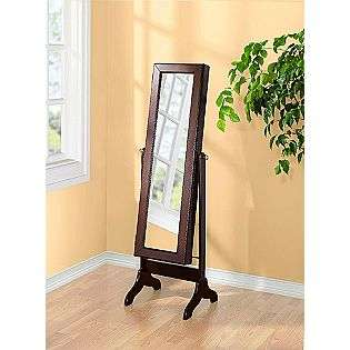 with Jewelry Storage  Essential Home For the Home Bedroom Mirrors