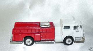 PlayArt Made In Hong Kong 3 Die Cast Fire Truck