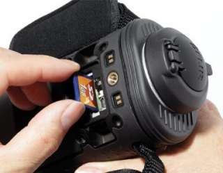 thermal imaging camera lets law enforcement officers see clearly in