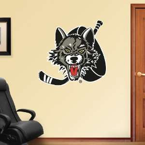 AHL Chicago Wolves Logo Vinyl Wall Graphic Decal Sticker