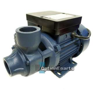 HP Electric Water Pump Pool Garden Pond Centrifugal BioDiesel