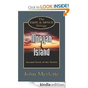 MORGAN ISLAND   Second Book of the Time and Space Trilogy John