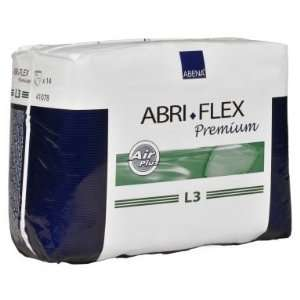 Abena Abri Flex L3 Premium Protective Underwear Pull Ups   Case of 84