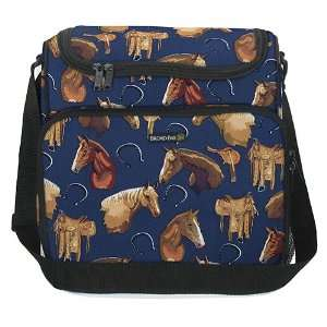 Horses and Horse Saddles Diaper Bag by Broad Bay Sports
