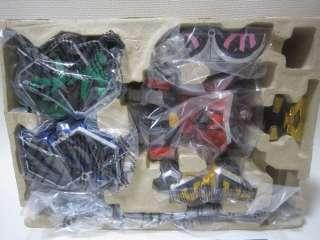 Samurai Sentai Shinkenger DX Shinken Oh Megazord Power Ranger
