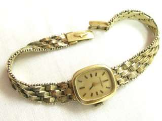 Vintage 14K Solid Gold Ladies LONGINES Swiss Watch*34g