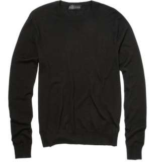 Ralph Lauren Black Label Classic Cashmere Sweater  MR PORTER