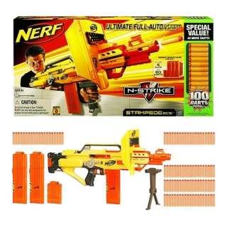 Nerf Stampede Ecs Blaster N Strike Blast Shield Clip