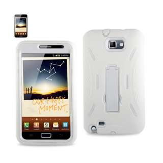 for AT&T Samsung Galaxy Note LTE I717 I9220 Impact Heavy Duty Case