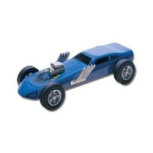 ScenicsWS 371 Pinecar Turbo Funny Car Deluxe Kit Toys & Games